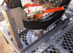 1Full front wheel grabber