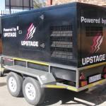 2.5 Ton Generator trailer