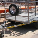 2.7 Ton Commercial trailer