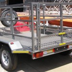2.7 Ton Commercial trailer2