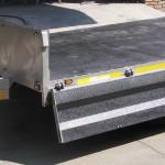 3.5 Ton Drop side trailer14