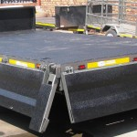 3.5 Ton Drop side trailer15