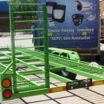 3.5 ton gvm 6m x 2.1m car trailer