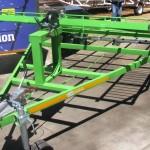 3.5 ton gvm 6m x 2.1m car trailer2