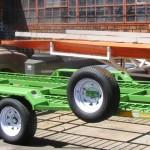 3.5 ton gvm 6m x 2.1m car trailer7