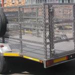 3m x 1.7m 1000kg GVM commercial trailer
