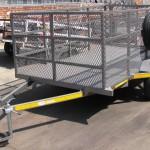 3m x 1.7m 1000kg GVM commercial trailer1