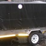 4m x 1.7m 900kg GVM commercial trailer1