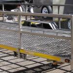 6m x 2.2m custom commercial trailer