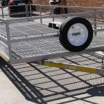 6m x 2.2m custom commercial trailer2