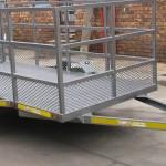750kg GVM commercial trailer