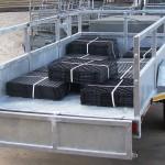 750kg GVM galvanized commercial trailer3