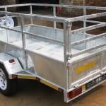 750kg Galvanized commercial trailer1