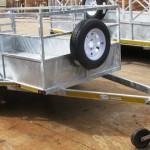 750kg Galvanized commercial trailer