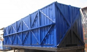 Container reinforcing