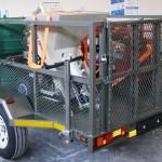 Custom 1.5T GVM self braking commercial trailer4