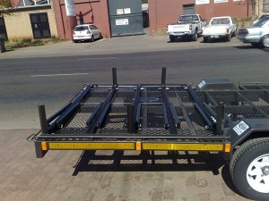 Custom bicycle rack2