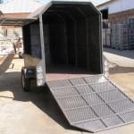 Custom enclosed trailer2