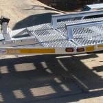 Custom mini jet ski trailer