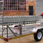 Custom side by side & two wheeler trailer3