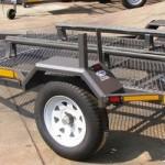 Custom tilt jet ski trailer1