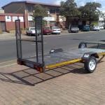 Dbl Quad rear loader