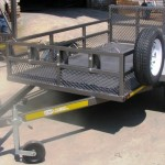 Dbl bike and commercial trailer2