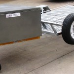 Double bike or single quad trailer galvanized1 (1)