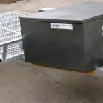 Double bike or single quad trailer galvanized1