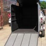 Enclosed 900kg trailer2