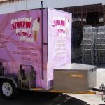 Enclosed ice cream vending trailer1