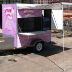 Enclosed ice cream vending trailer3