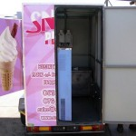 Enclosed ice cream vending trailer5