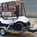 Golf cart trailer