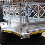 Heavy duty 3.5 ton commercial trailer1