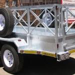 Heavy duty 3.5 ton commercial trailer2