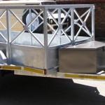 Heavy duty 3.5 ton commercial trailer4
