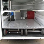 Internal fitments to trailer1