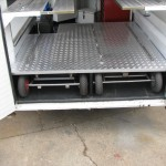 Internal fitments to trailer3