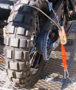 Rear wheel tie down bracket1
