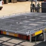 Recreational flat deck trailer 3.1m x 2m