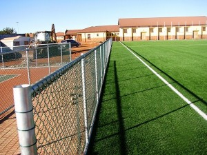 Rural schools sports fields fencing5