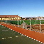 Rural schools sports fields fencing7