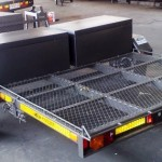 Side loader with storage boxes1