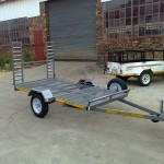 Single Golf Cart
