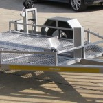 Single bike quad or golf cart easy loader5