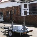 Speed monitoring trailer - www.xfactorsport.co.za3