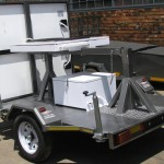 Speed monitoring trailer - www.xfactorsport.co.za5