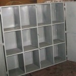 Steel cabinet made from 2mm plate1