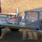 Trevors custom trailer